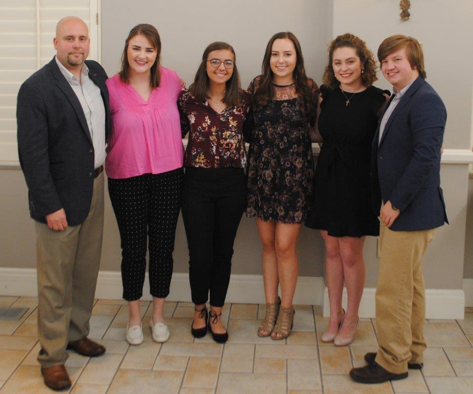 2018-2019 ABC Officers